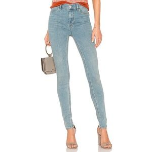 Free People x Revolve | Long & Lean Skinny Jeans